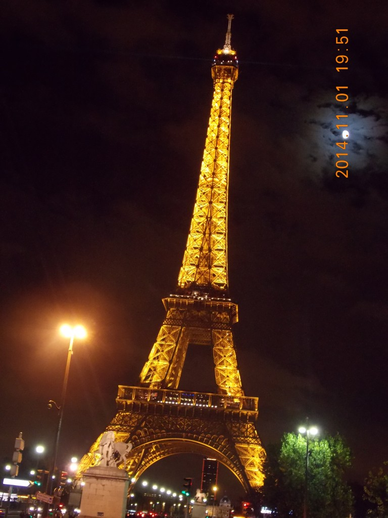 2014 eifel tower